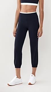 Splits59 Lucie Low Rise Airweight Crop Joggers