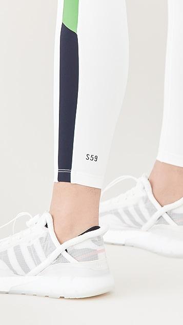 Splits59 Claudia High Waist Techflex 7/8 Leggings