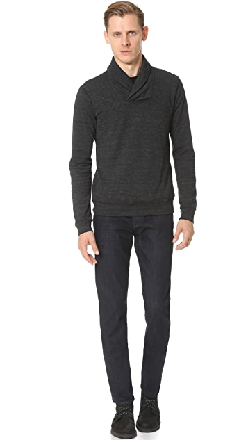 Splendid Mills Shawl Collar Sweater