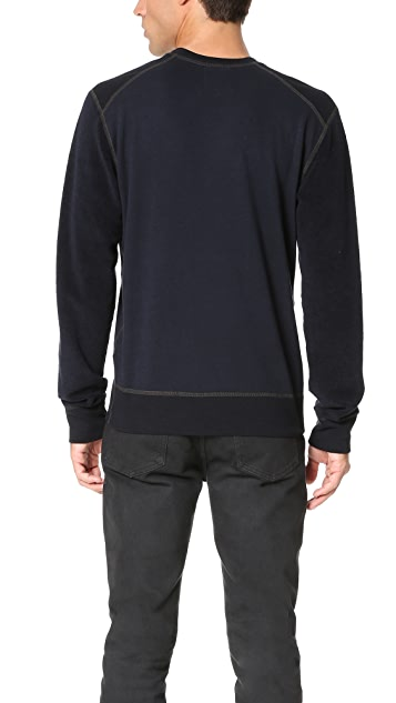 Splendid Mills Terry Active Sweatshirt