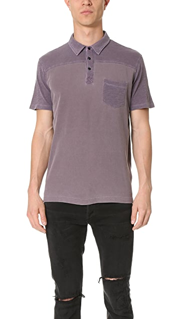 Splendid Mills Short Sleeve Polo
