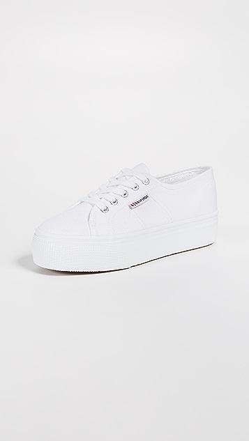 271ce3a7ff5 Superga 2790 ACOTW Platform Sneakers ...