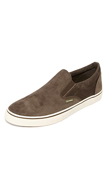 Superga 2311 Corduroy Slip On Sneakers