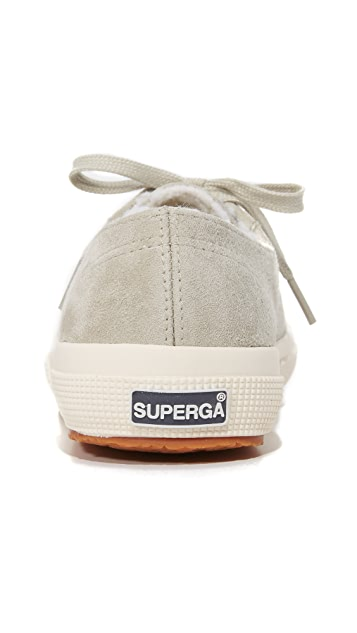 Superga 2750 Kid Suede Sneakers