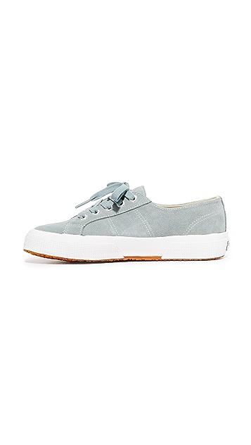Superga 2750 Cotu Suede Sneakers