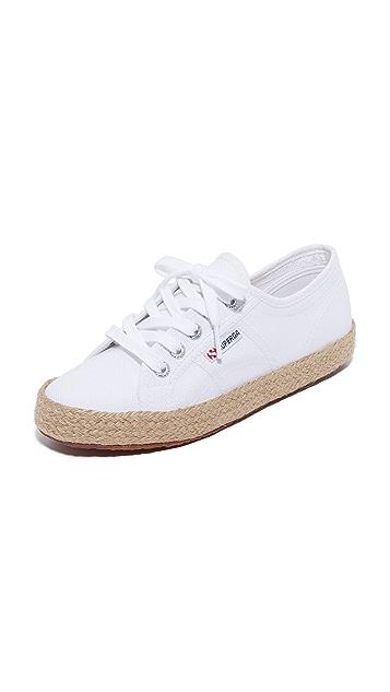 Superga 2750 Cotu Espadrille Sneakers ...
