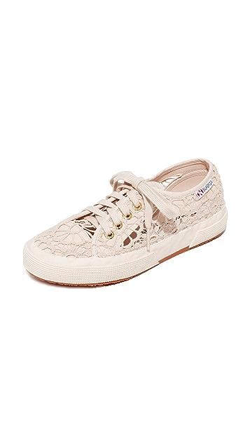 Superga 2750 Macrame Cotu Sneakers