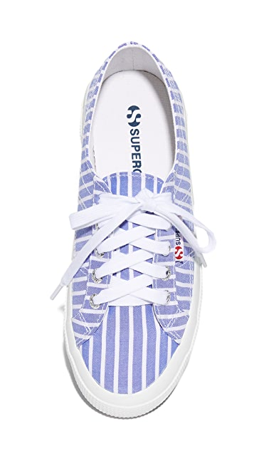 Superga 2750 Striped Cotu Sneakers
