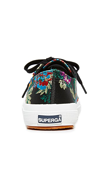 Superga 2750 Mandarin Embroidery Sneakers