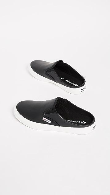 Superga 2388 Leaw Slides