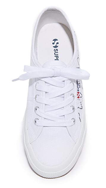 Superga 2750 NYC Skyline Sneakers