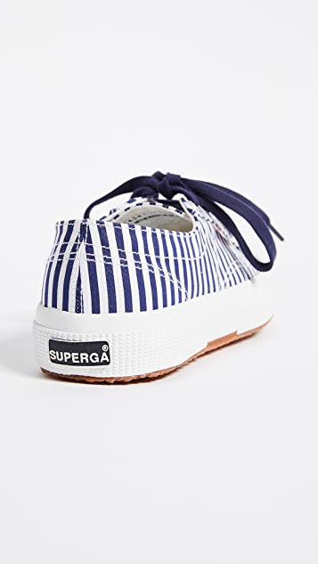 Superga 2750 Fabric Stripe Sneakers