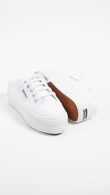 Superga 2284 C0TW Platform Sneakers