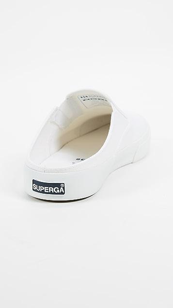 Superga 2388 C0TW Mule Sneakers