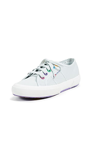 Superga 2750 Multi Eyelet Classic Sneakers