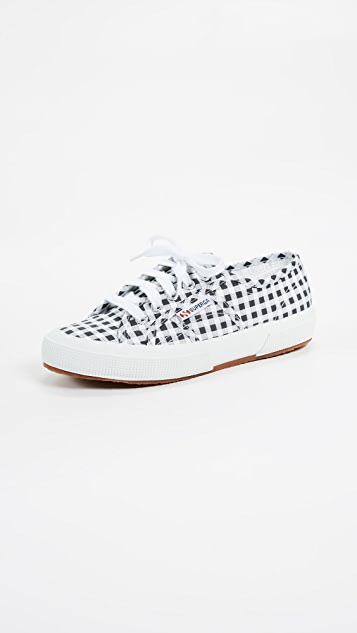 Superga 2750 Gingham Sneakers