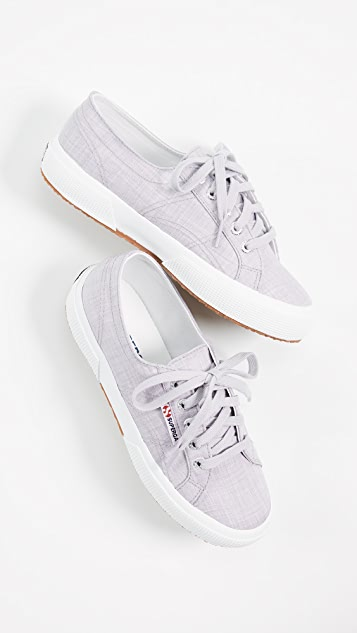 Superga 2750 Fabric Shirt Sneakers
