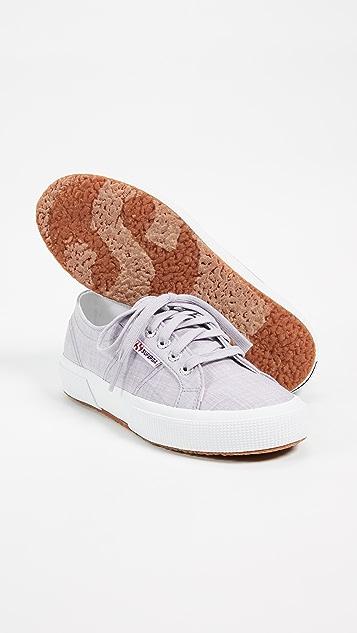 Superga 2750 Fabric Shirt Sneakers
