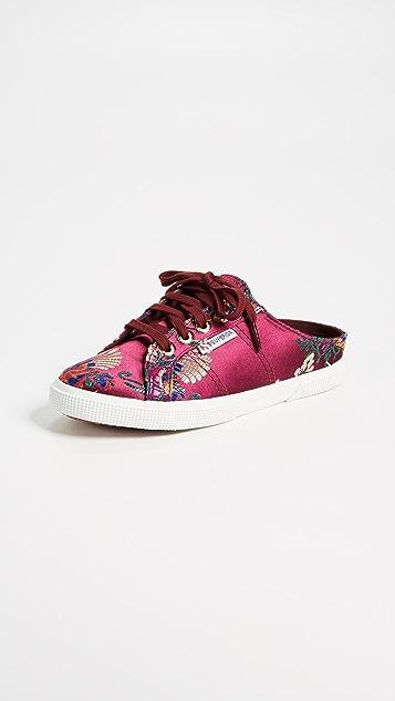 Superga 2288 Korelaw Brocade Mule Sneakers