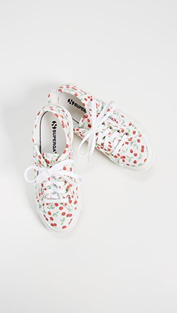 Superga 2750 Cherry Sneakers