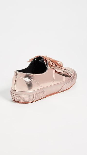 Superga 2750 Laceless Metallic Sneakers
