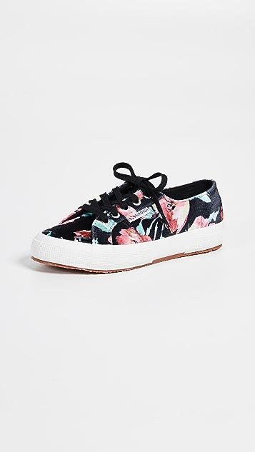 Superga Low Top Printed Sneaker
