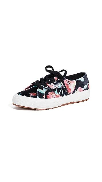 Superga 2750 Floral Printed Sneakers
