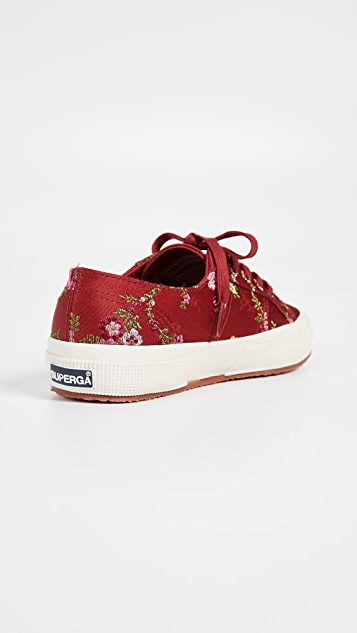 Superga 2750 Floral Sneakers