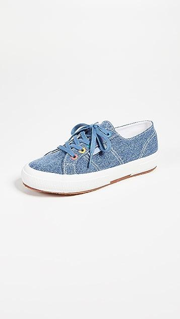 8a259c198f Superga 2750 Denim Sneakers