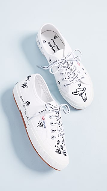 Superga 2750 Deer Dana Bees Sneakers