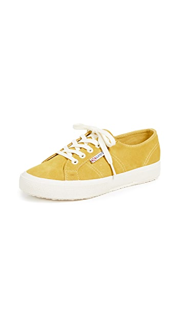 Superga 2750 Classic Lace Up Sneakers