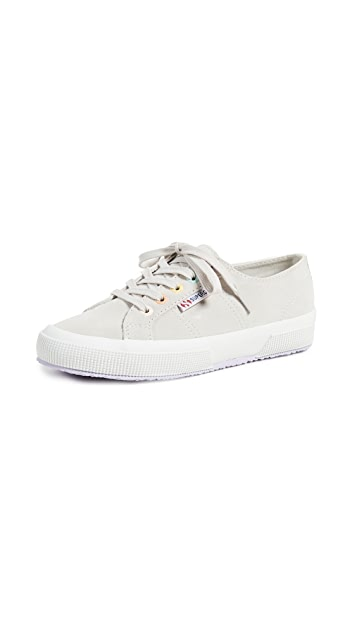 Superga 2750 Multi Color Eyelet Sneakers