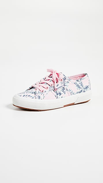 64f13e8c5dcf8a Superga 2750 Hawaiian Sneakers