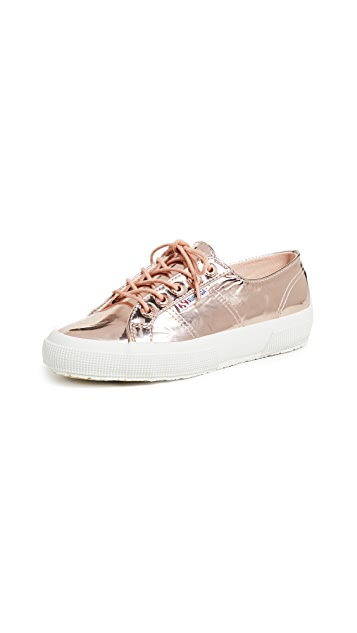 Superga 2750 Metallic Sneakers