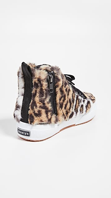 Superga x Jocelyn 2795 High Top Sneakers