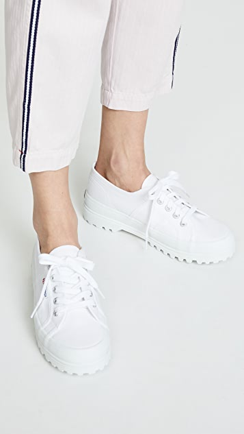 Superga 2555 Cotu Lug Sole Sneakers