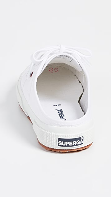 Superga Mule Sneakers