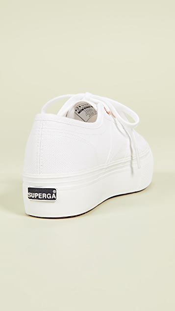Superga 2790 Linea Up 厚底运动鞋