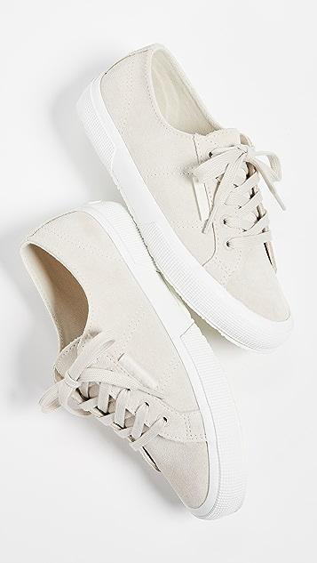 Superga 2750 Classic Suede Sneakers