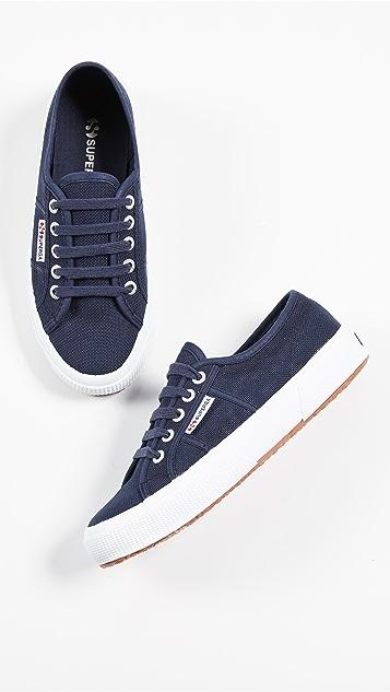 Superga Cotu Classic Lace Up Sneakers