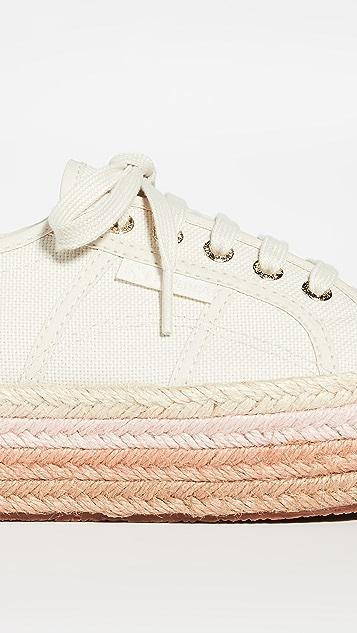 Superga 2790 Multicolor Platform Sneakers