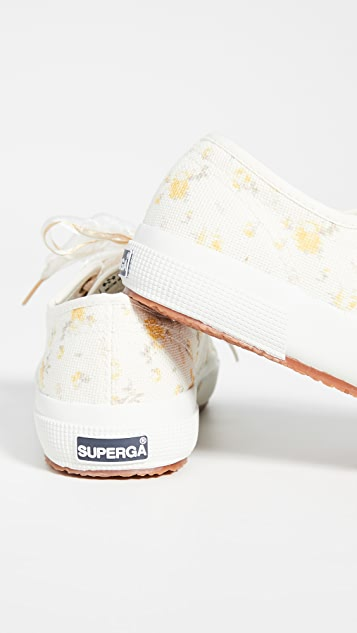 Superga x LoveShackFancy 2750 Ikat Floral Sneakers