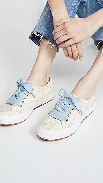 Superga x LoveShackFancy 2750 Rosetta Floral Sneakers