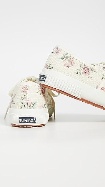 Superga Кроссовки x LoveShackFancy 2750 Provence с цветочным рисунком