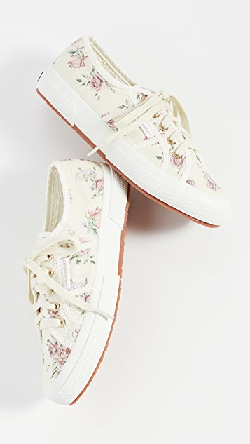 Superga x LoveShackFancy 2750 Provence Floral Sneakers