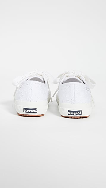 Superga x LoveShackFancy 2750 Sangallow 运动鞋