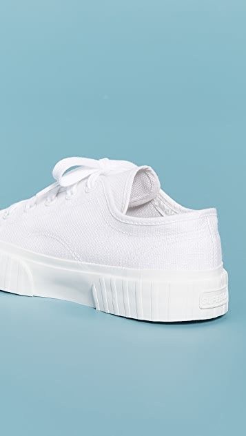 Superga 1234 Cotu Lace Up Sneakers