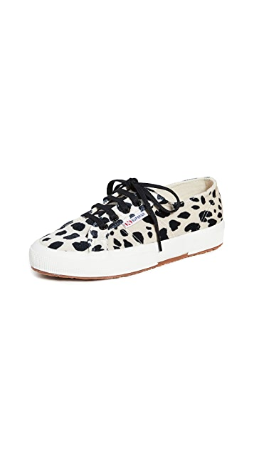 Superga 2750 Animal Lace Up Sneakers
