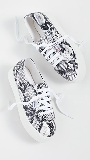 Superga 2790 Animal Platform Sneakers