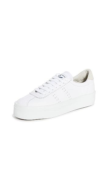 Superga 2854 Club 3 Leasuew 运动鞋